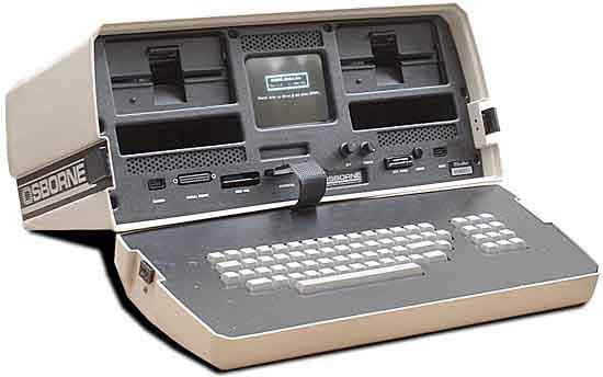 primul laptop